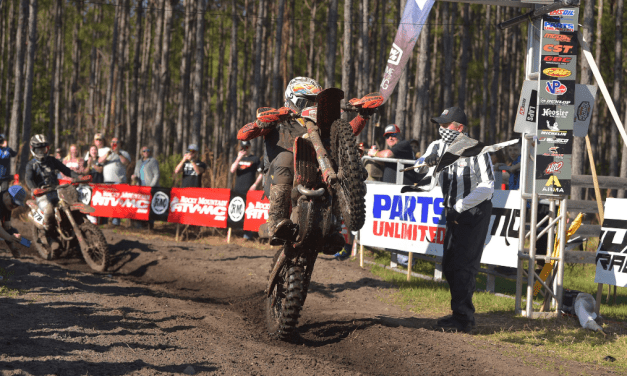 Moose Racing Wild Boar: Motorcycle Race Report Ben Kelley Takes 7th Annual Wild Boar GNCC Overall Win