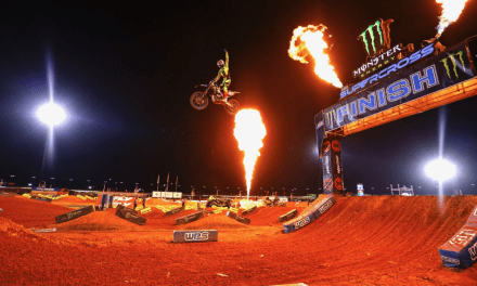 Cooper Extends Points Lead with Perfect Night at Atlanta 2