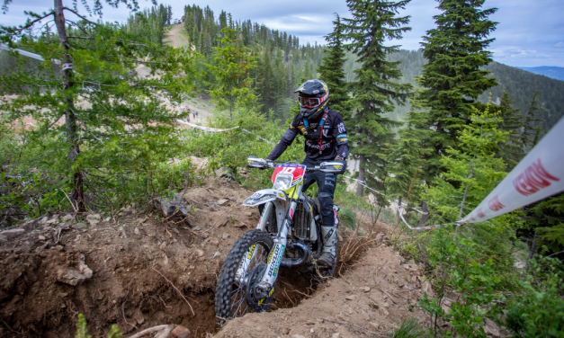 COLTON HAAKER DELIVERS A SOLID FOURTH AT SILVER MOUNTAIN EXTREME