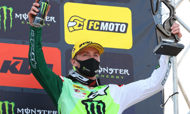 Podium and fastest lap for Romain Febvre in Russia