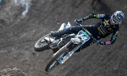 FOURTH OVERALL FOR JED BEATON AT MXGP OF CZECH REPUBLIC