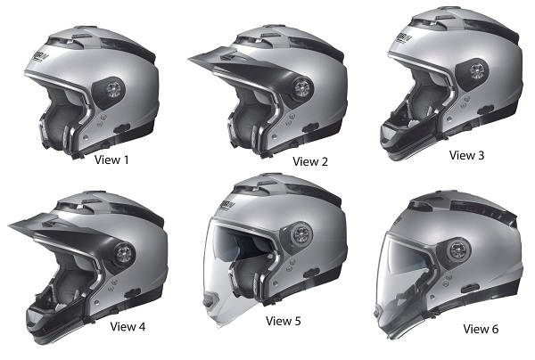 Nolan n44 possible configurations