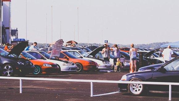 Malaysia classic sports car show