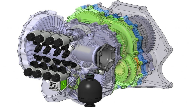 Why Koenigsegg Jesko's 9-speed LST gearbox is a big deal