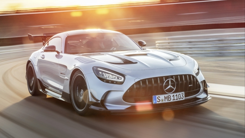 Mercedes-AMG GT Black Series Main