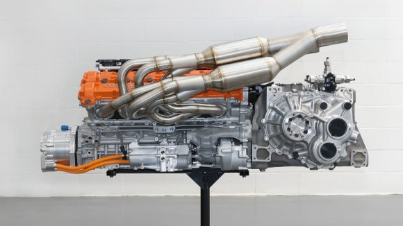 Gordon Murray Automotive T.50 Cosworth V12 engine
