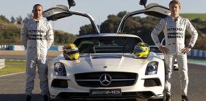 © Mercedes AMG Grand Prix