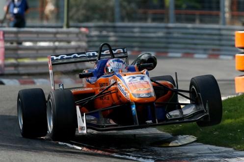 Rosenqvist claimed the 73rd Grand Prix du Pau. © FIA.