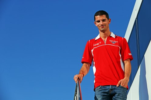 Rossi may run in one practice session. © Alexander Rossi Official
