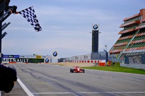De Pasquale took both FR1.6 races at the Nürburgring. © Renault Sport Media / Dirk Bogaerts