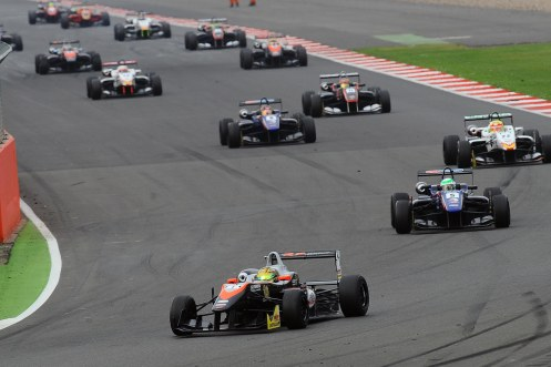 Euroformula Open will now finish in November. © Speedyfoto.