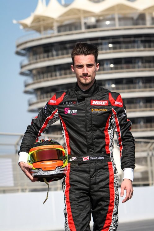 Moore will race in Japan with KCMG.