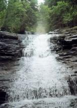 Водопад в Рила