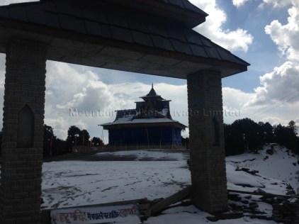 The Hatu Temple; photo: sanjay mukherjee