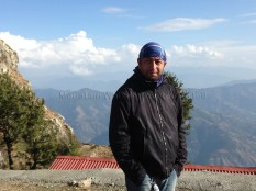 Mountain Walker Chief Executive, Abhiskek, ponders upon new directions