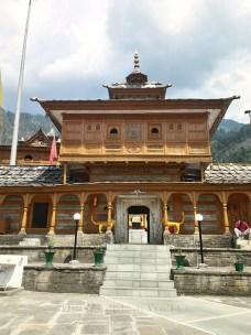 The Bhimakali Temple complex has several gates; Photo: Abhinav Kaushal