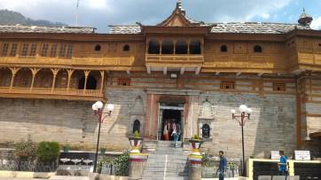 Gate 2 of the temple complex. Photo: Abhinav Kaushal.