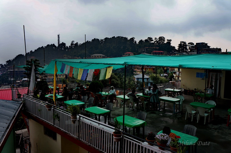 Kunga Guest House in McLeodganj; Photo: Milind Date.