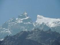 Amazing shapes of some of the peaks; Photo: Abhishek Kaushal