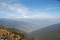 Kanchenjunga as seen from Tumling village on the way to Sandakphu; Photo: Abhishek Kaushal