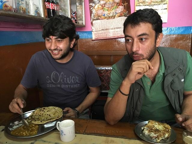 Breakfast at Tapri 01