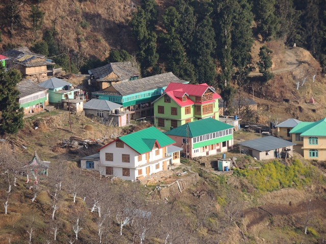 Himalayan Houses Series 1_ 04