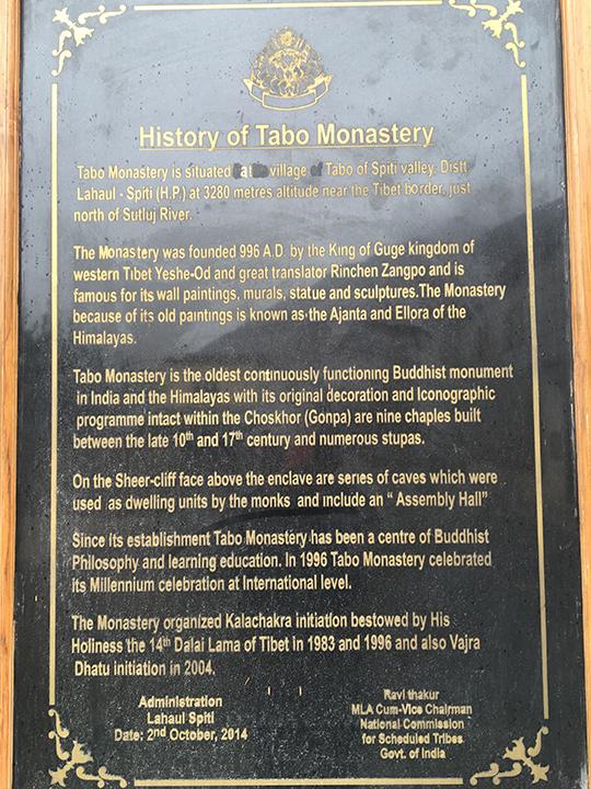 Tabo Monastery 02