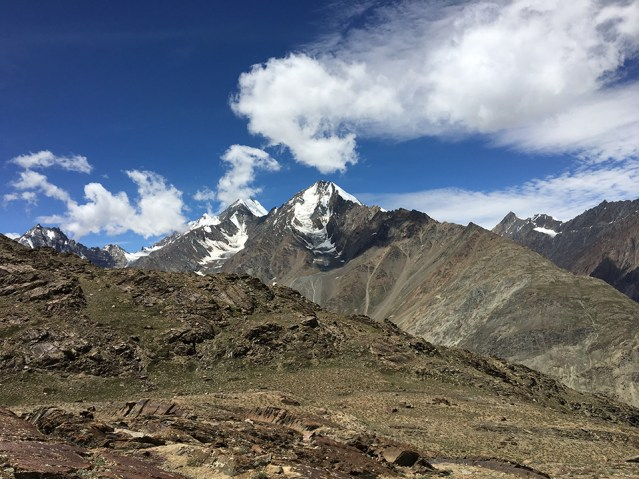 Ridge above Kunzum Pass 05
