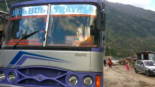 The bus to Kafnu
