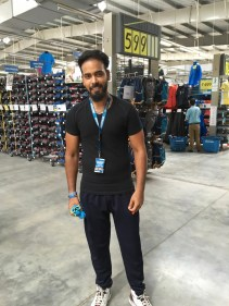 Wilson D'Souza of Decathlon near Chandigarh