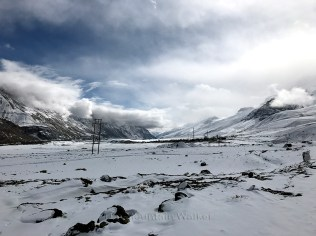The view towards Kaza from Rangrik; Photo: Abhinav Kaushal
