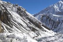 View towards Mane Dhank as we approach; Photo: Abhinav Kaushal