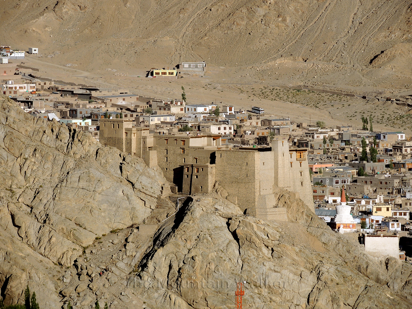Leh Palace; Photo: Abhishek Kaushal