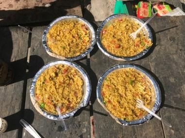 Maggi ready to be served; Photo: Abhinav Kaushal