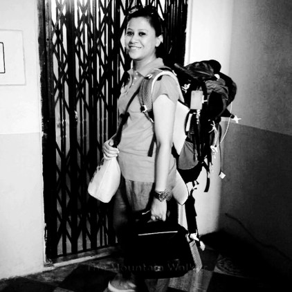 Bag and baggage ready; Photo Courtesy: Tanya Munshi