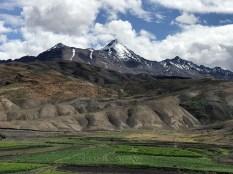 Kaza to Hikkim; Photo: Ravindra Nath Tiwari