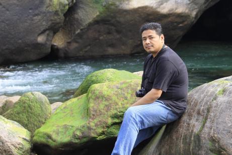 Shital Pradhan, Blogger 'Proud To Be Sikkimese
