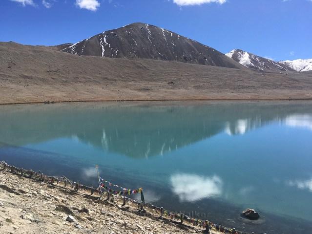 Gurudongmar Lake 02