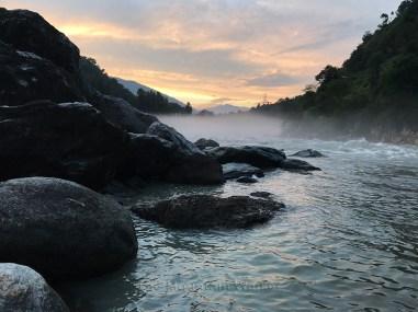 The captivating Beas river in Himachal Pradesh; Photo: Abhinav Kaushal