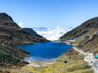 Tsomgo Lake, East Sikkim; Photo: Swarjit Samajpati