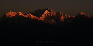 Kanchenjunga Massif; Photo: Rahul Chauhan
