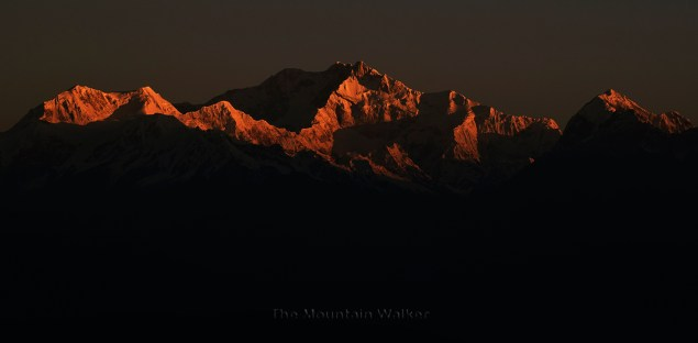 Kanchenjunga Massif; Photo: Rahul Chauhan