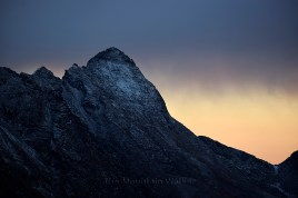 Black Kabur Peak, West Sikkim (Dzongri Pass is visible on the bottom right of the photograph); Photo: Rahul Chauhan