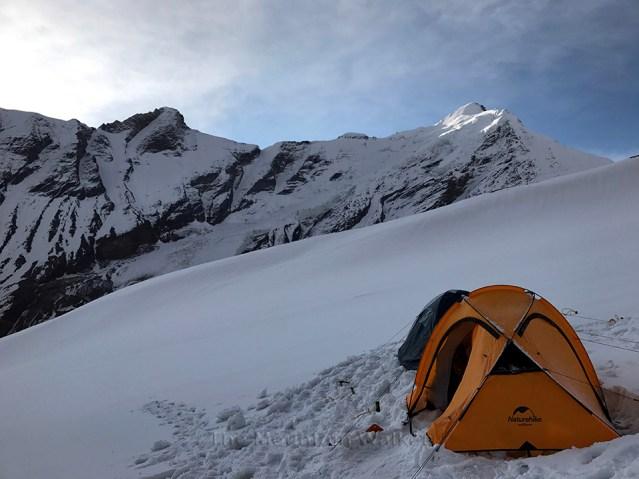 WM Gangotri-III High Summit Camp 01