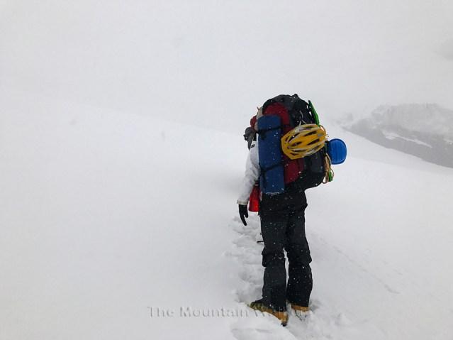 WM Gangotri-III High Summit Camp 08