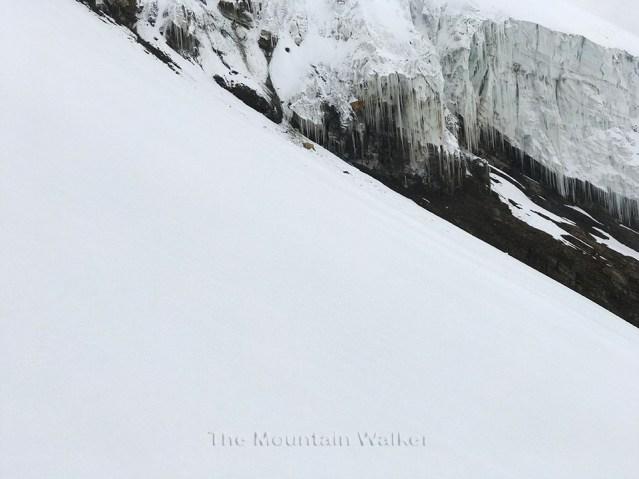 WM Gangotri-III High Summit Camp 11