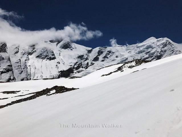 WM Gangotri-III Summit Camp 05