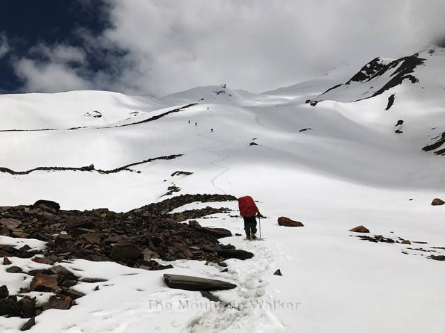WM Gangotri-III Summit Camp 07