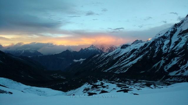 WM Gangotri-III Summit Camp 11