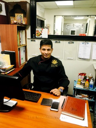 Chef Jeewan hails from Ranikhet in Uttarakhand